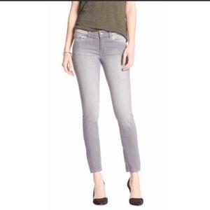 Banana Republic Gray Wash Skinny Jeans | Size 27